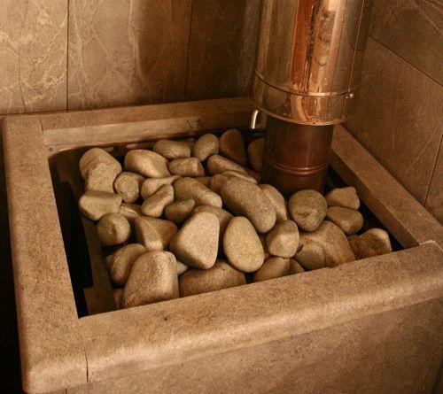 Камни для бани совершенная необходимость, без которой ни одна баня не обойдётся